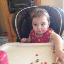 Olivia 10 mois Martine Belleau