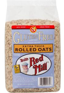 gluten oats