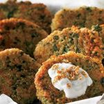 10 croquettes quinoa