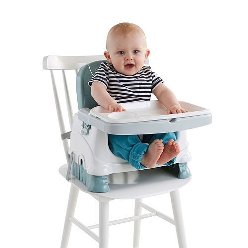 Si ge d appoint fisher price deluxe hygiene plus b b mange seul - Chaise fisher price musical ...