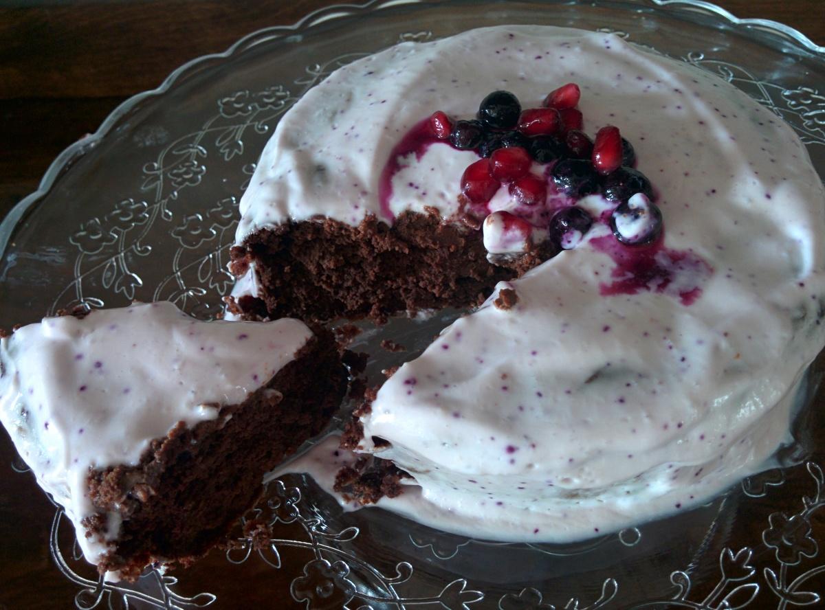 Gâteau au chocolat - Sans sucre ajouté