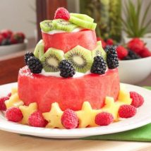 gateau melon 1