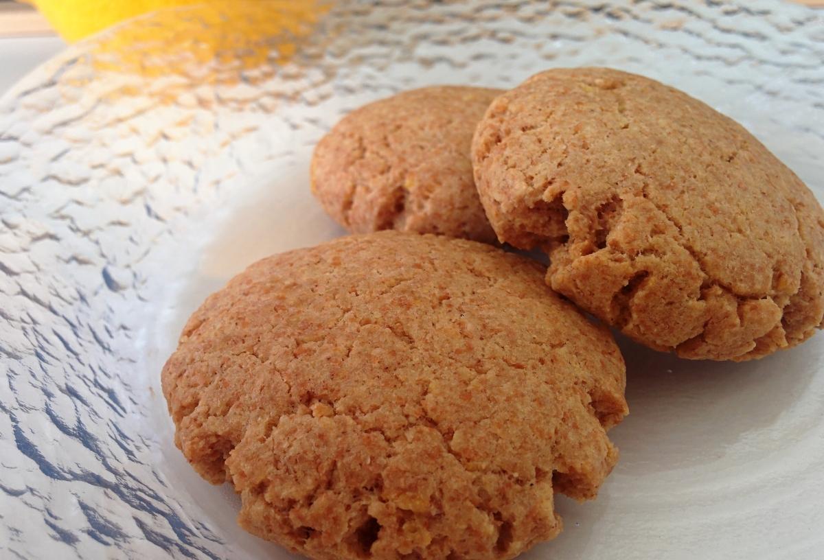 Biscuits au citron pour Pâques
